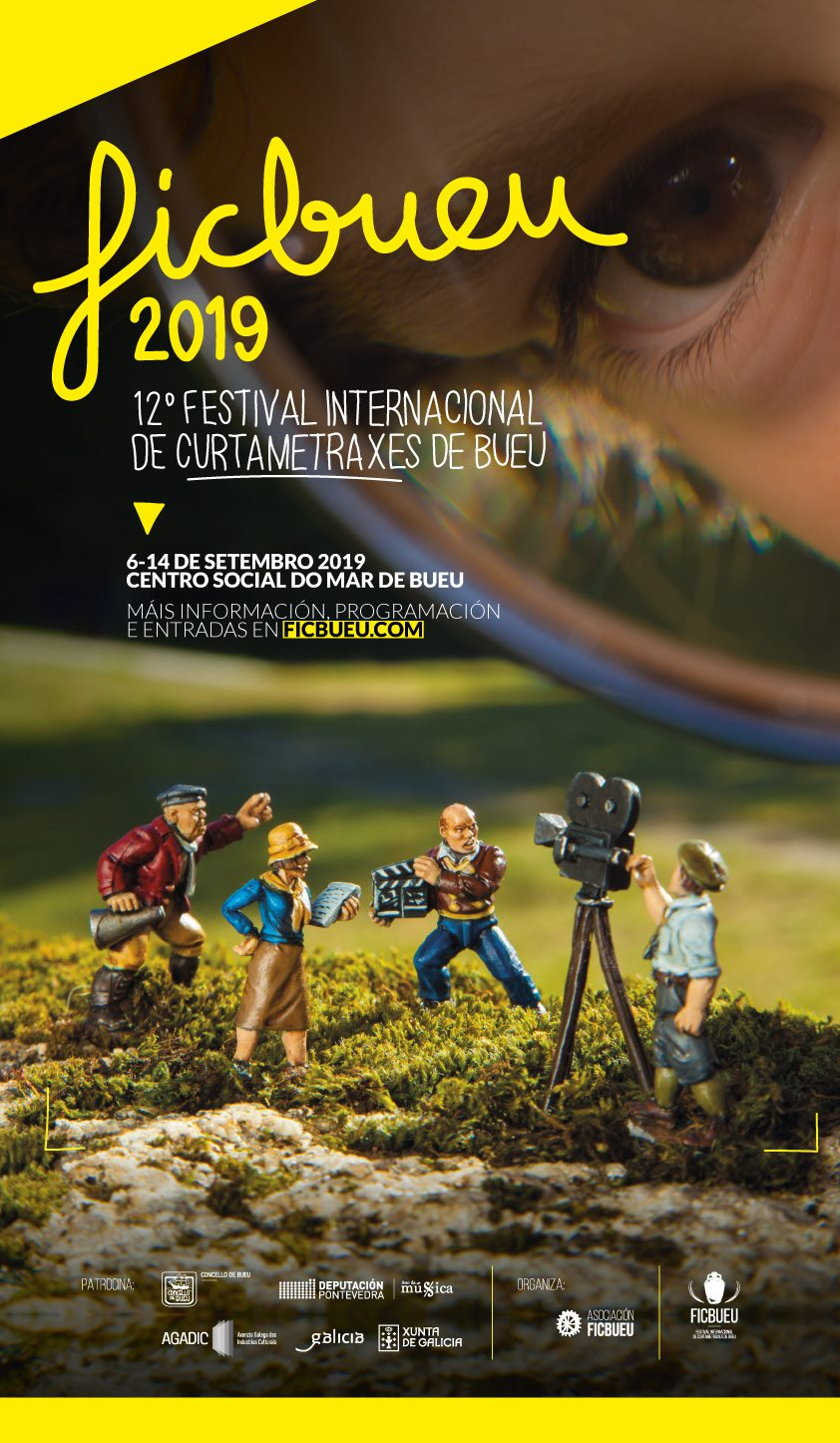 Cartel FICBUEU 2019
