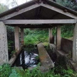 Fonte-Lavadoiro De Lagomansino - Santa María De Beluso 2