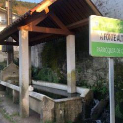 Lavadoiro-Fonte Alta De Castrelo 1919 - Santa Maria De Cela 2